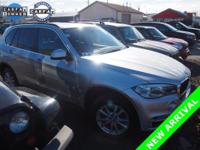 CARFAX One Owner 2015 BMW X5 xDrive35i in Glacier