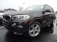 FUEL EFFICIENT 27 MPG Hwy/18 MPG City! BMW Certified.