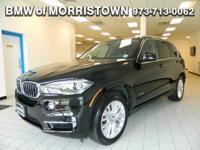 EPA 27 MPG Hwy/18 MPG City! BMW Certified, LOW MILES -