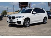 We are excited to offer this 2015 BMW X5. This BMW