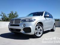 Sandia BMW MINI is offering this  2015 BMW X5