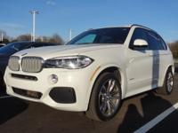 BMW Certified, CARFAX 1-Owner. Navigation, Heated
