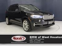 This Certified Pre-Owned 2015 BMW X5 xDrive50i is a One