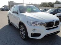 We are excited to offer this 2015 BMW X6. This BMW