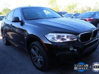 ONE-OWNER and CLEAN CARFAX. X6 sDrive35i M-Sport