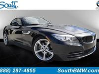 Options:  2015 Bmw Z4 Sdrive28i|Black Sapphire