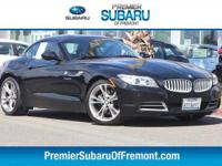 Options:  2015 Bmw Z4 Sdrive35i 2D
