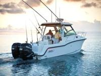 2015 Boston Whaler 285 The thoughtfully designated 285