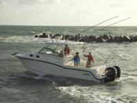 2015 Boston Whaler 315 Rugged sophistication,