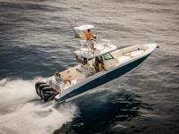 2015 Boston Whaler 350 Remarkable capability marries