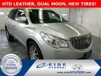 Check out this beautiful AWD Enclave w/ the Leather