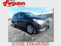 PREMIUM & KEY FEATURES ON THIS 2015 Buick Enclave