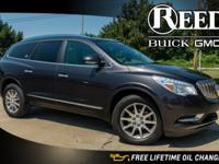 New Price! Iridium Metallic 2015 Buick Enclave Leather
