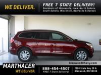 SUPER CLEAN! LOCAL TRADE! New Price! 2015 Buick Enclave