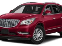 This 2015 Buick Enclave Leather is a real winner with
