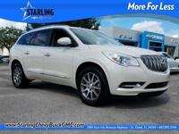 New Price! This 2015 Buick Enclave Leather Group in