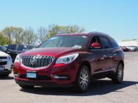 This 2015 Buick Enclave LEATHER boasts features like a