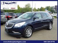 Options:  2015 Buick Enclave Leather