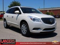 Enclave Leather Group, 4D Sport Utility, 3.6L V6 SIDI