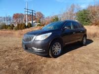 Navigation, Sunroof, DVD, Enclave Leather Group, GM