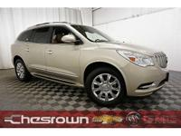 Enclave Leather Group, 6-Speed Automatic Electronic