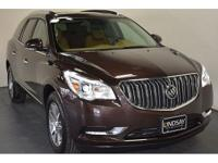 Clean CARFAX. Buick Certified. CARFAX One-Owner. Remote