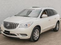 Looking for a Buick Enclave Leather with front wheel