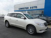 One Owner Trade from Rochester! This Enclave AWD