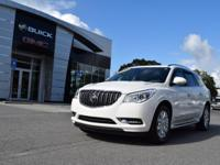 CARFAX 1-Owner, Buick Certified. PRICE DROP FROM