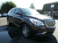 Options:  2015 Buick Enclave Leather 4Dr
