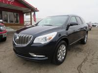 Options:  2015 Buick Enclave Our 2015 Buick Enclave Awd