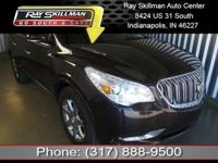 Buick Certified, Excellent Condition. FUEL EFFICIENT 24
