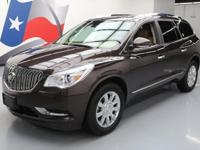 2015 Buick Enclave with 3.6L V6 DI Engine,Autoamtic