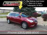 EPA 24 MPG Hwy/17 MPG City! Ray Skillman Certified,