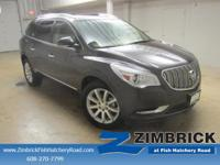 Options:  2015 Buick Enclave Awd 4Dr Premium|4-Wheel