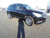 BUICK CERTIFIED PRE-OWNED PREMIUM AWD WITH NAVIGATION