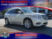 Options:  2015 Buick Enclave 1Sn| |Driver Inboard
