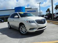 Ed Morse Honda is excited to offer this 2015 Buick