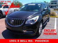 JUST ARRIVING ** PICTURES PRE DETAIL ** ENCLAVE PREMIUM