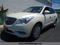 Check out this 2015 Buick Enclave Premium. Its