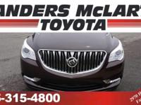 CarFax 1-Owner, LOW MILES, This 2015 Buick Enclave will