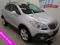 2015 Buick Encore Leather, 4Dr Sport Utility, AWD, GM