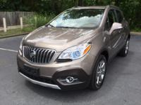 This used 2015 Buick Encore Leather is located at Vann