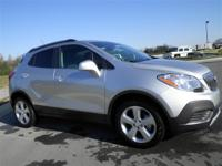 2015 Buick Encore BASE 1.4 L 4 cyls Automatic 6-Speed