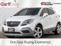 Loaded Buick Encore with Super low miles. Comes with