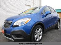 Look at this 2015 Buick Encore 4DR FWD. Its Automatic