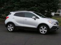 Options:  2015 Buick Encore Base|Silver/|V4 1.4