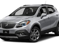 Options:  2015 Buick Encore Base|Miles: 12043Color: