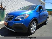 Come see this 2015 Buick Encore 4DR FWD. Its Automatic