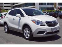 Options:  2015 Buick Encore Base|Base 4Dr Crossover|Gm